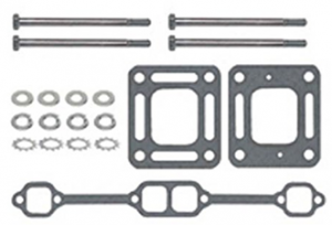 51239 MERCRUISER V8 SMALL BLOCK ALM EXHAUST HARDWARE KIT